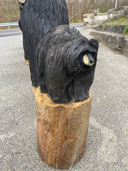 Mini Walking Bear