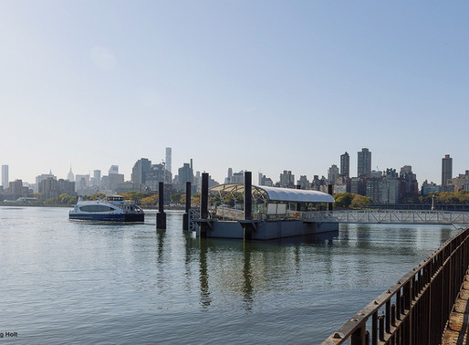 Queens leaders celebrate extension of Astoria ferry route to Upper Manhattan
