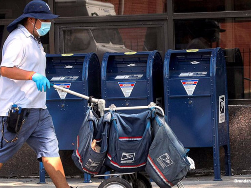 Despite USPS chief DeJoy's pledge, postal unions say mail delays persist