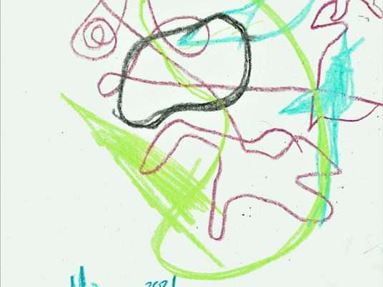 "Psychic Bob's New Artwork: ""DALI CHANNELED"""