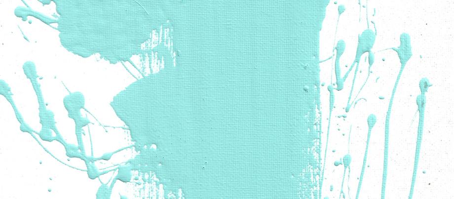 """Psychic Bob's NEWEST ARTWORK: """"Aqua Expression."""""""