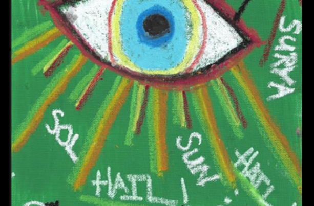 Title: Eye of the Sun God