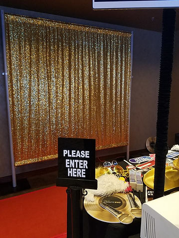 Gold sequin set up.jpg