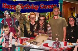 Zombie fun!