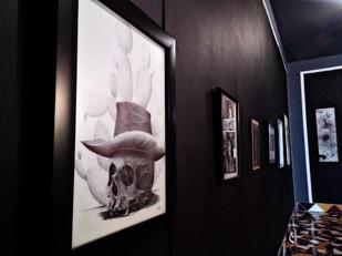 La Galería de Bobber Black