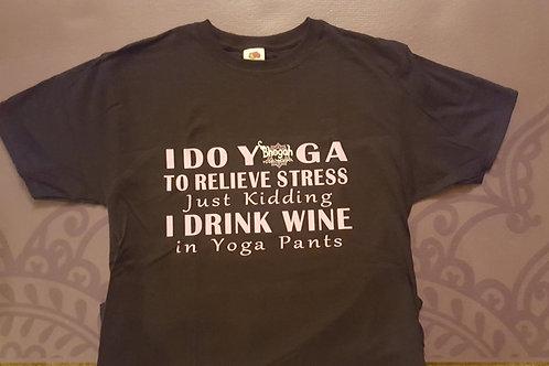 I Do Yoga.. Tee