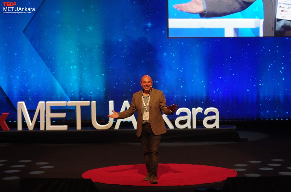 Moderatörümüz Mehmet Auf