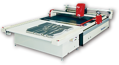 mable mobile fabric transfer table with kawakami