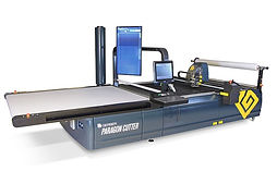 mable mobile fabric transfer table with lectra