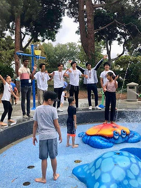 LOLA Foundation held an event for famili