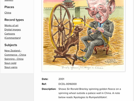 NZ Cartoon and Comics Archive Advisory Group