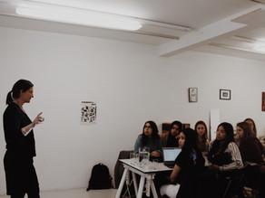 Workshop: Developing your Advocacy Skills with Elisabeth van der Steenhoven
