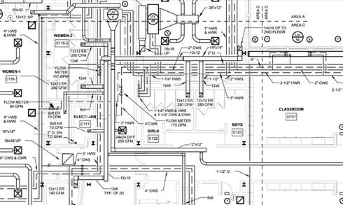blueprints-workable-cad-mechanical-elect