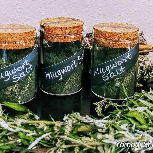 Mugwort Salt