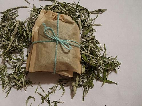Yomogi Mugwort Herbal Bath Tea