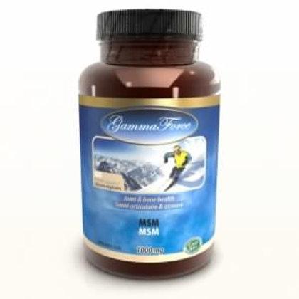GammaForce MSM 1000 mg