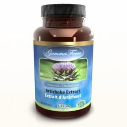 GammaForce Artichaut 500 mg 60 caps