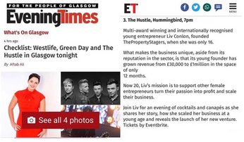 Evening Times The Hustle.png