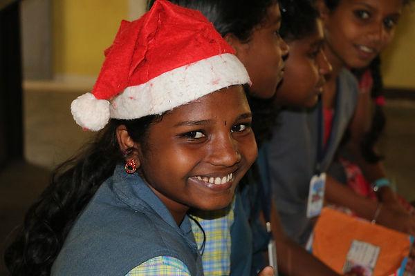 Child in Yuva Social Movement Project