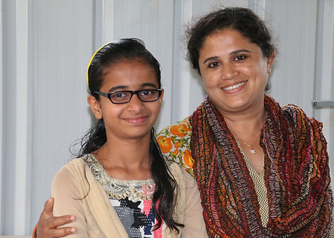 Sponsor visit in Yuva Social Movement Project