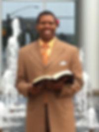 Pastor Keith Bradley