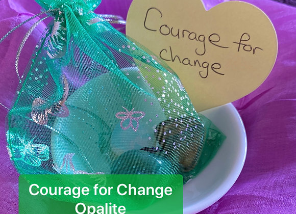 Courage for change gift set