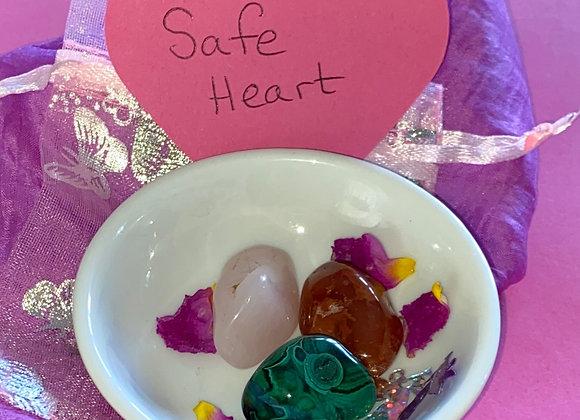Safe Heart Gift Set