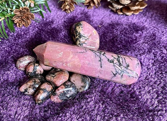 Rhodonite Crystal