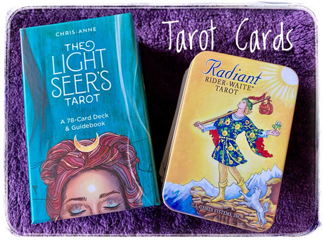 Where does Tarot fit into your world?