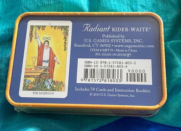 Tarot Cards Radiant Rider Waite