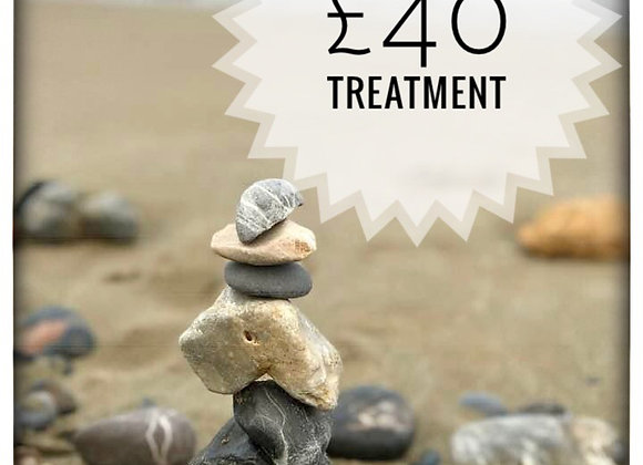 £40 Treatment