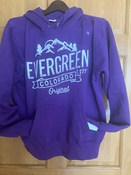 Donated by Evergreen Clothing & Mercantile