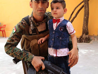 Peshmerga, We Honor You
