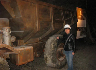 Proud Miner's Daughter (Tribute to the Miners)