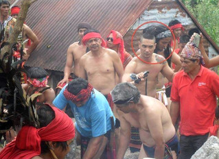Intrusive Tourist Denounced: Sagadian Demands Respect for Indigenous Peoples' Culture