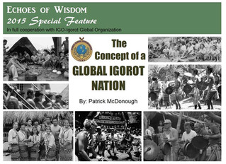 The Concept of a Global Igorot Nation