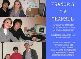 French TV Features Cordillera Culture