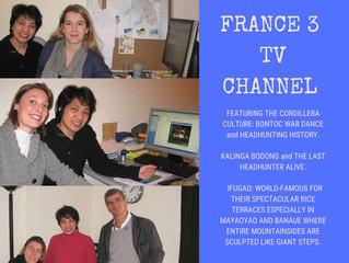 French TV Features Cordillera Culture