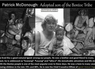 The Adopted Son of Bontoc-Ili