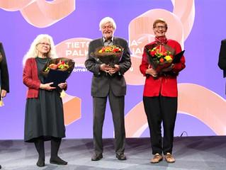 A Friend to Kurds: Kristiina Koivunen Receives Non-fiction Writer Award