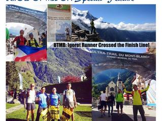 UTMB: Igorot Runner Crosses the Finish Line