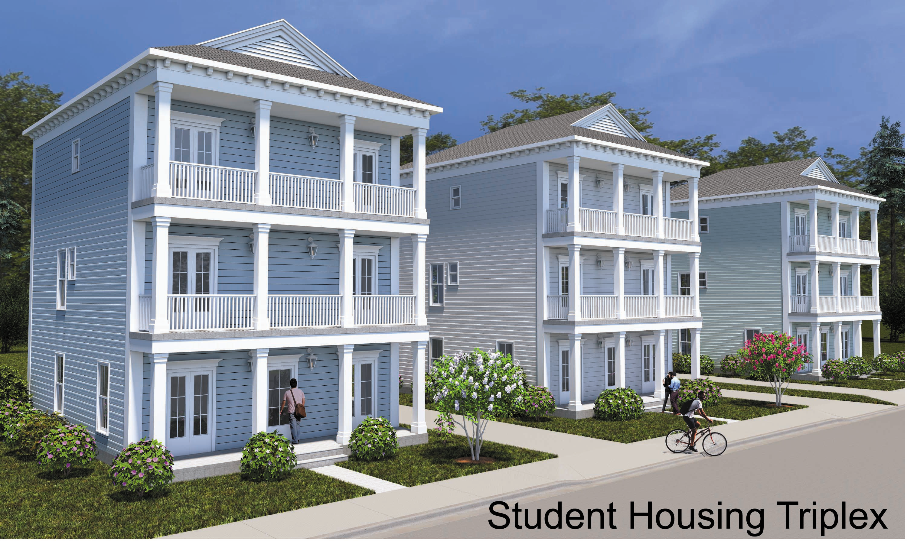 Gainesville Student Housing