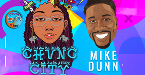 Chvnc City Performs with Mike Dunn at Denton Black Film Festival