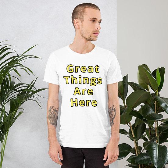 GTAH Short-Sleeve Unisex T-Shirt