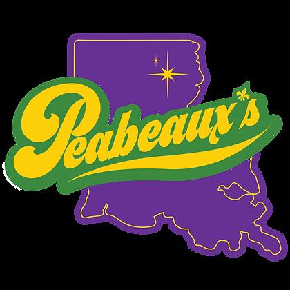 Peabeaux's Signature Long Sleeve Tee