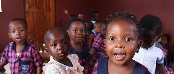 Daycare center Street children project K