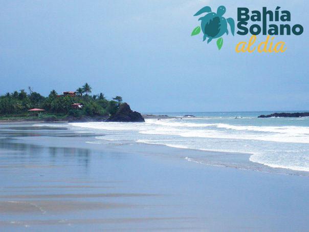 Playa El Almejal- Bahía Solano