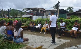 En Bahía Solano, los jóvenes son de AMBIENTE!
