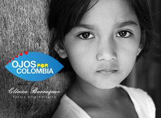 """TODAVÍA HAY TIEMPO PARA SER PARTE DE JORNADA """"OJOS POR COLOMBIA"""""""