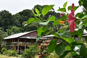 posada en El Valle, Bahía Solano